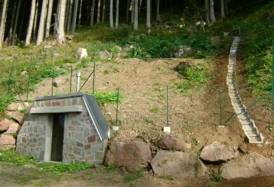 Opera di presa cave di Fiore